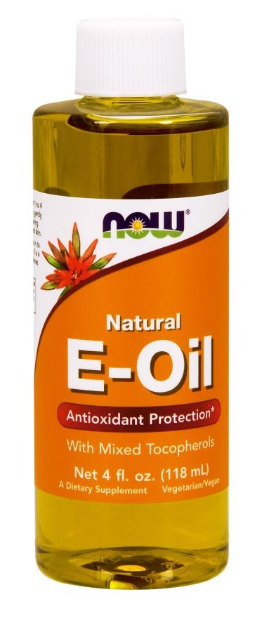 Natural Vitamin E-Oil with Mixed Tocopherols- 118 ml. versandkostenfrei/portofrei bestellen/kaufen