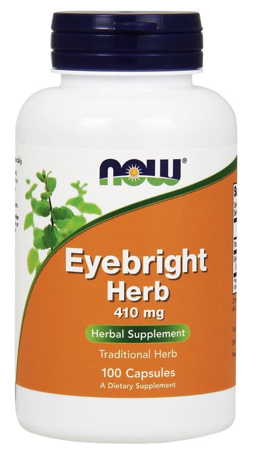 Eyebright Herb, 410mg - 100 vcaps versandkostenfrei/portofrei bestellen/kaufen