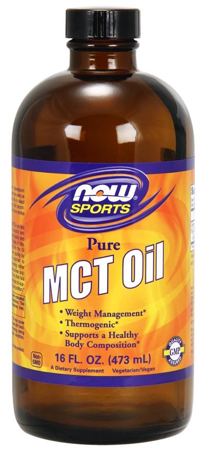 MCT Oil, 100% Pure - 473 ml. versandkostenfrei/portofrei bestellen/kaufen