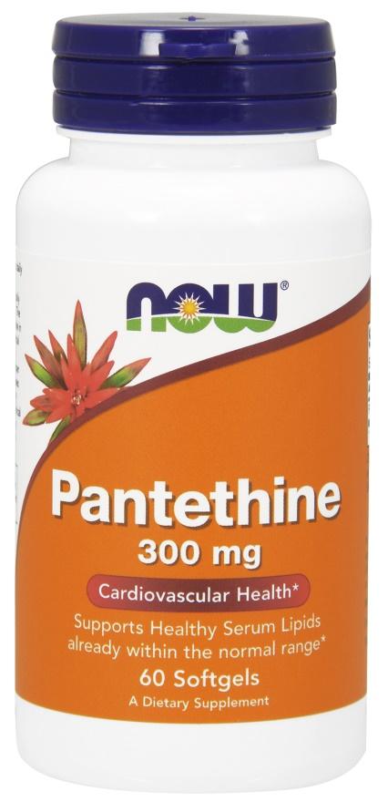 Pantethine, 300mg - 60 softgels versandkostenfrei/portofrei bestellen/kaufen