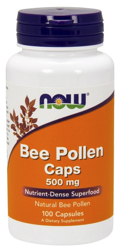 Bee Pollen, 500mg - 100 caps versandkostenfrei/portofrei bestellen/kaufen