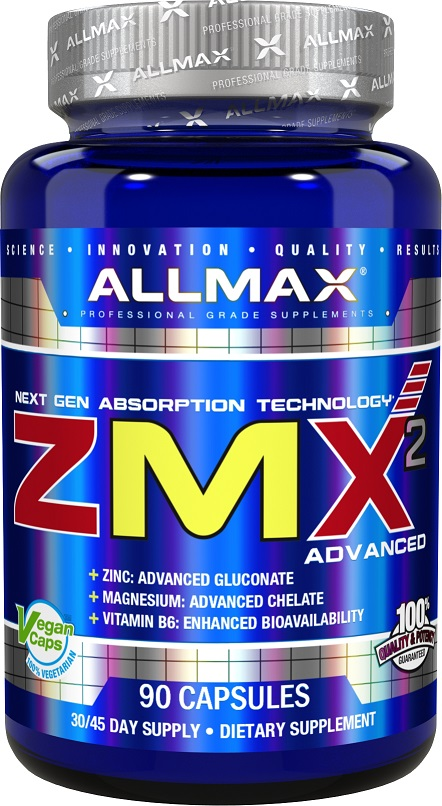 AllMax Nutrition ZMX2 Advanced - 90 caps