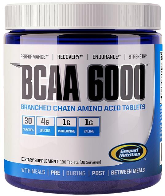 BCAA 6000 - 180 tablets versandkostenfrei/portofrei bestellen/kaufen