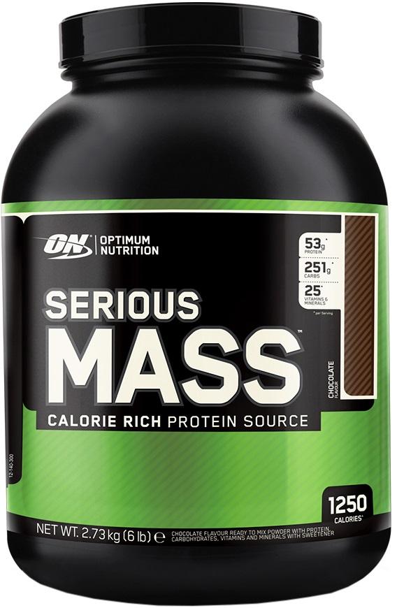 Serious Mass, Chocolate Peanut Butter - 2730g versandkostenfrei/portofrei bestellen/kaufen
