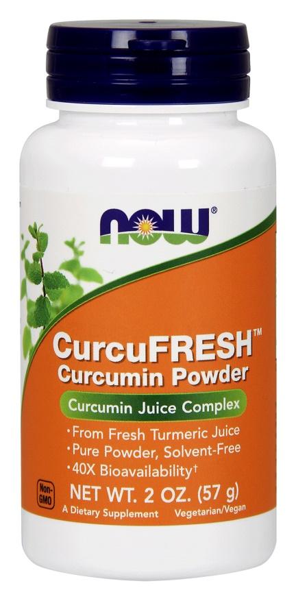 CurcuFRESH Curcumin Powder - 57g versandkostenfrei/portofrei bestellen/kaufen