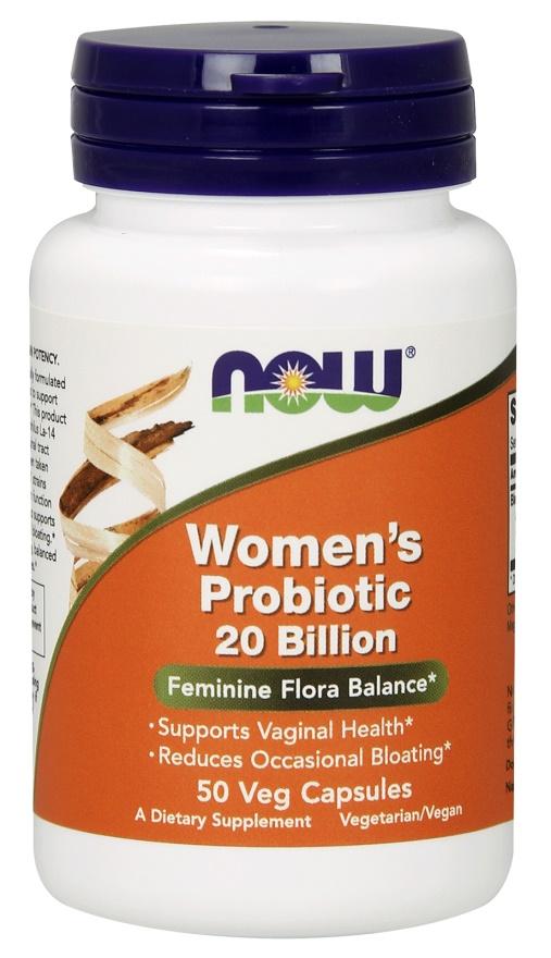 Women's Probiotic 20 Billion - 50 vcaps versandkostenfrei/portofrei bestellen/kaufen