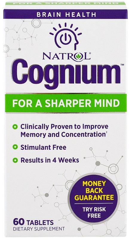 Cognium - 60 tabs versandkostenfrei/portofrei bestellen/kaufen