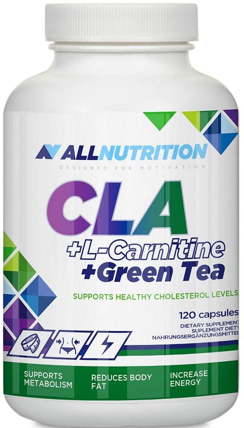 CLA + L-Carnitine + Green Tea - 120 caps versandkostenfrei/portofrei bestellen/kaufen