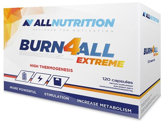 Burn4ALL Extreme - 120 caps versandkostenfrei/portofrei bestellen/kaufen