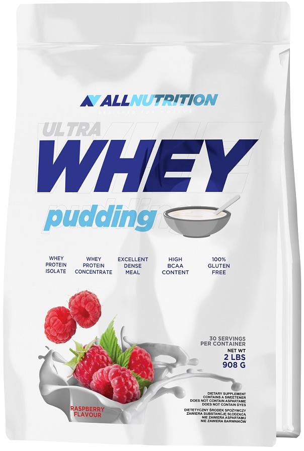 Ultra Whey Pudding, Vanilla - 908g versandkostenfrei/portofrei bestellen/kaufen