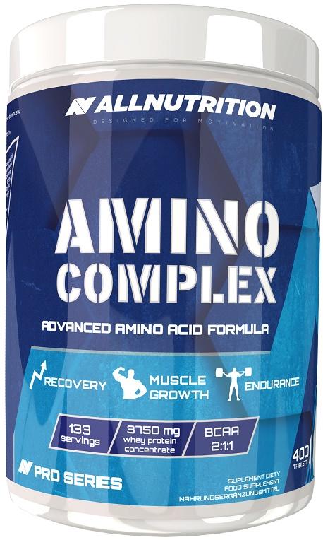 Amino Complex - 400 tabs versandkostenfrei/portofrei bestellen/kaufen