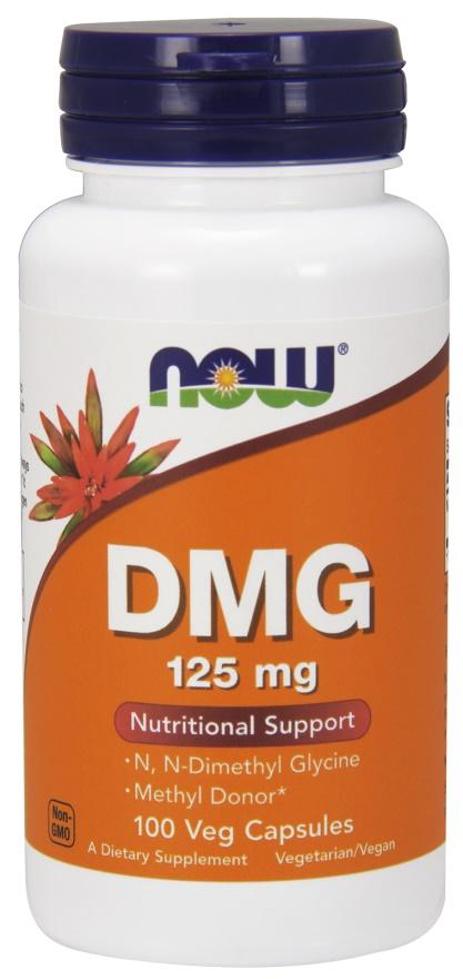 DMG, 125mg - 100 vcaps versandkostenfrei/portofrei bestellen/kaufen