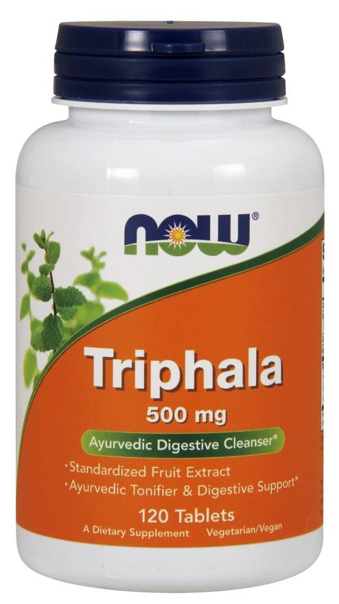 Triphala, 500mg - 120 tabs versandkostenfrei/portofrei bestellen/kaufen