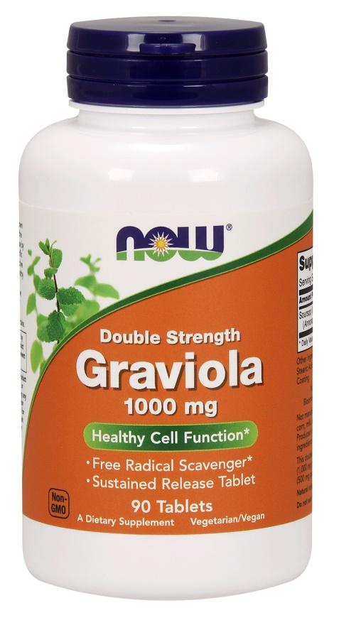 Graviola, 1000mg - 100 tabs versandkostenfrei/portofrei bestellen/kaufen