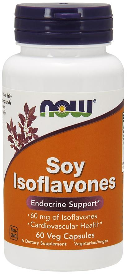 Soy Isoflavones - 60 vcaps versandkostenfrei/portofrei bestellen/kaufen