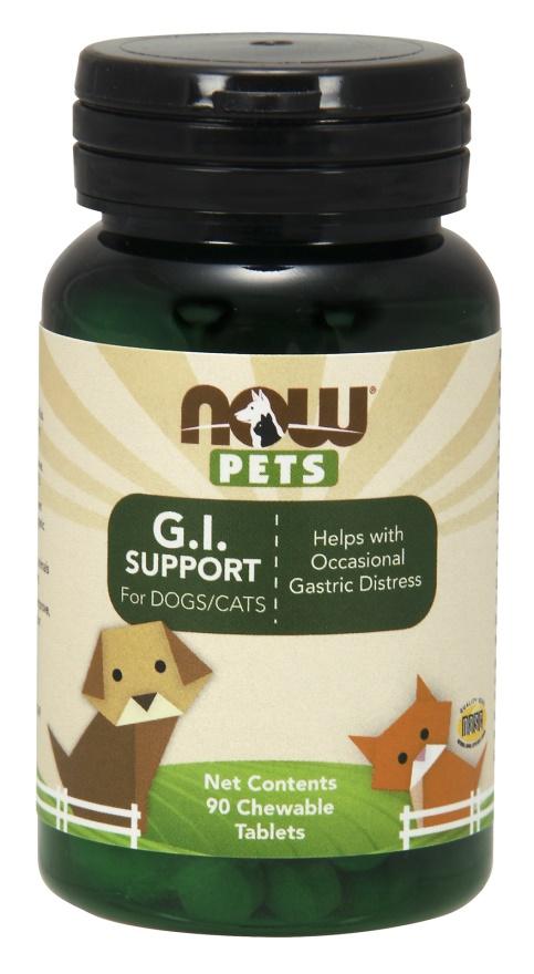 Pets, G.I. Support - 90 chewable tablets versandkostenfrei/portofrei bestellen/kaufen