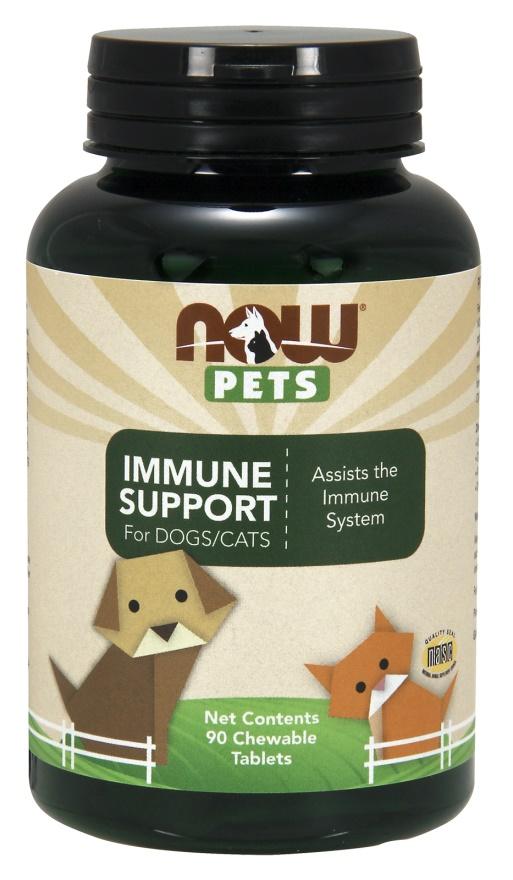 Pets, Immune Support - 90 chewable tablets versandkostenfrei/portofrei bestellen/kaufen