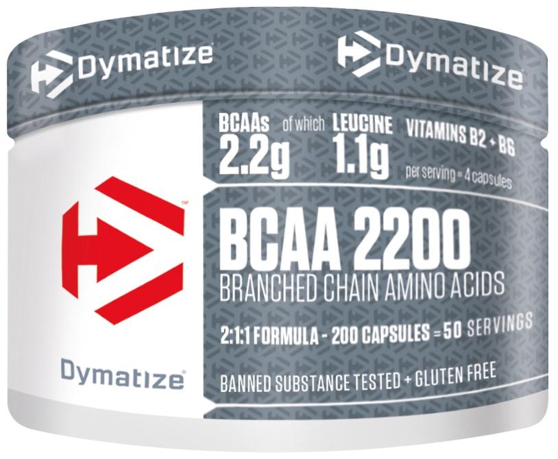 BCAA Complex 2200 - 200 caps versandkostenfrei/portofrei bestellen/kaufen