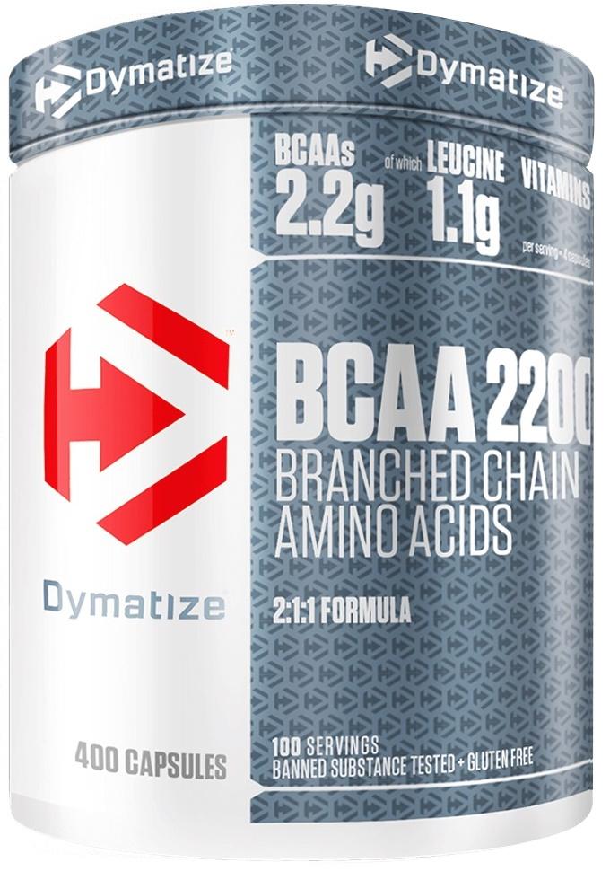 BCAA Complex 2200 - 400 caps versandkostenfrei/portofrei bestellen/kaufen