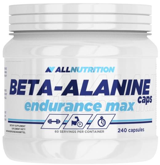 Beta-Alanine Endurance Max - 240 caps versandkostenfrei/portofrei bestellen/kaufen