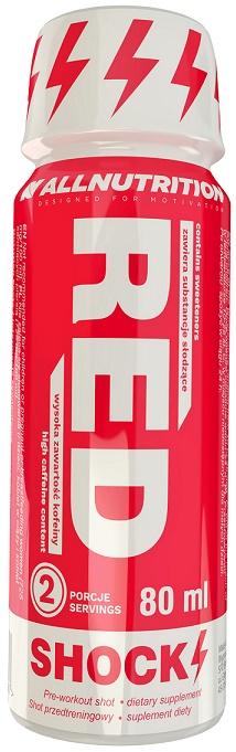 Red Shock Shot - 12 x 80 ml. versandkostenfrei/portofrei bestellen/kaufen