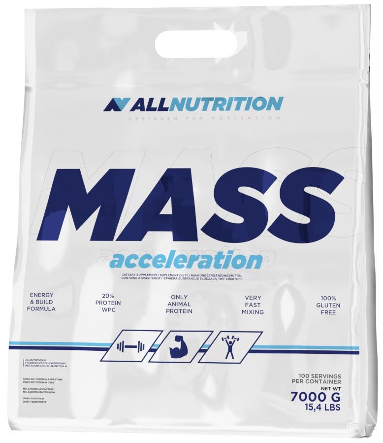 Mass Acceleration, Chocolate - 7000g versandkostenfrei/portofrei bestellen/kaufen