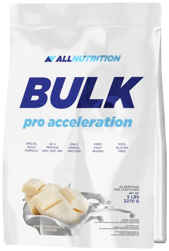 Bulk Pro Acceleration, Vanilla - 2270g versandkostenfrei/portofrei bestellen/kaufen