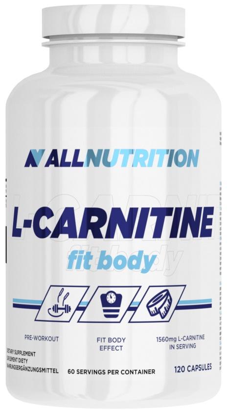 L-Carnitine Fit Body - 120 caps versandkostenfrei/portofrei bestellen/kaufen