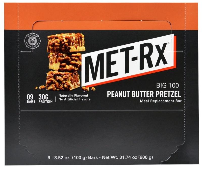 Big 100 Colossal Bars, Peanut Butter Pretzel - 9 bars versandkostenfrei/portofrei bestellen/kaufen