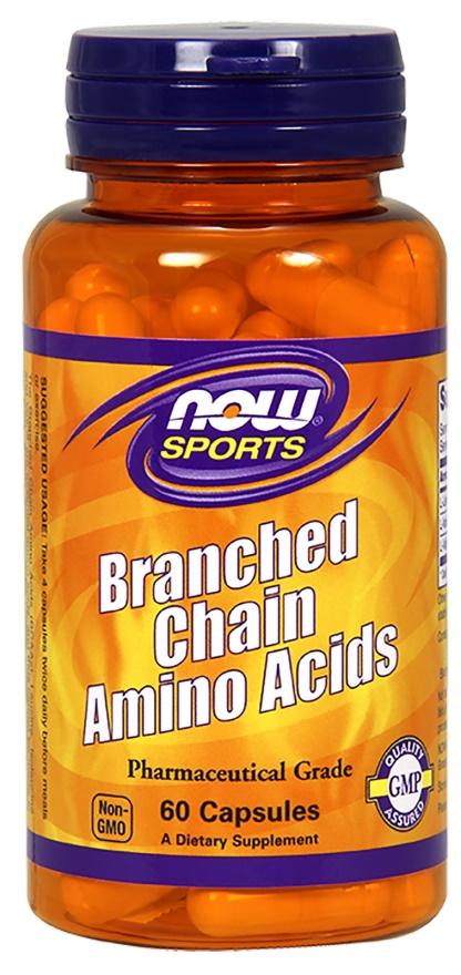 Branched Chain Amino Acids, Capsules - 60 caps versandkostenfrei/portofrei bestellen/kaufen