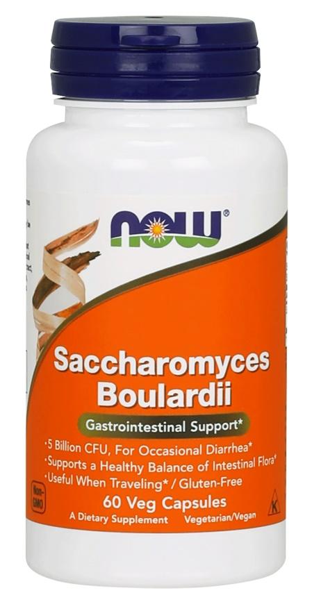 Saccharomyces Boulardii - 60 vcaps versandkostenfrei/portofrei bestellen/kaufen