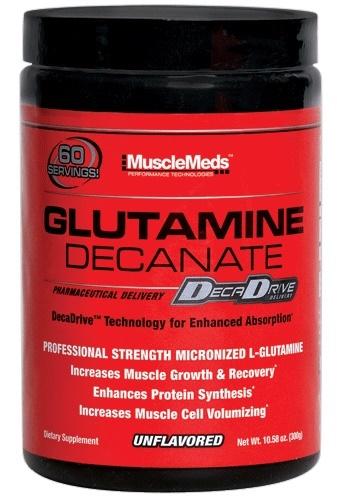 Glutamine Decanate, Unflavored - 300g versandkostenfrei/portofrei bestellen/kaufen