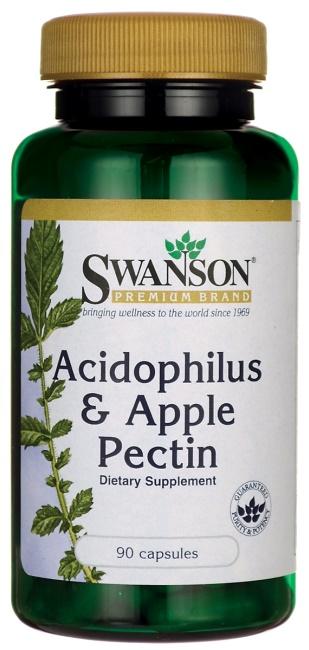 Acidophilus & Apple Pectin - 90 caps versandkostenfrei/portofrei bestellen/kaufen
