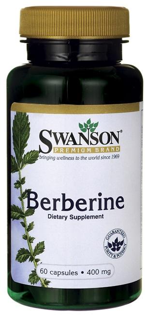 Berberine, 400mg - 60 caps versandkostenfrei/portofrei bestellen/kaufen