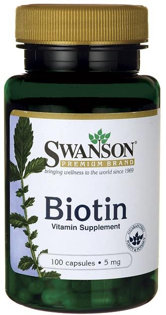 Biotin, 5mg - 100 caps versandkostenfrei/portofrei bestellen/kaufen