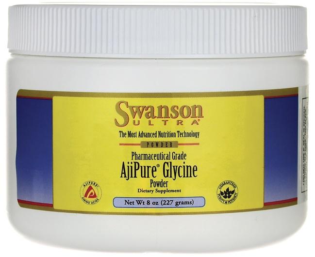 AjiPure Glycine Powder, Pharmaceutical Grade - 227g versandkostenfrei/portofrei bestellen/kaufen