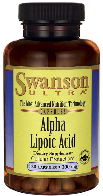 Alpha Lipoic Acid, 300mg - 120 caps versandkostenfrei/portofrei bestellen/kaufen