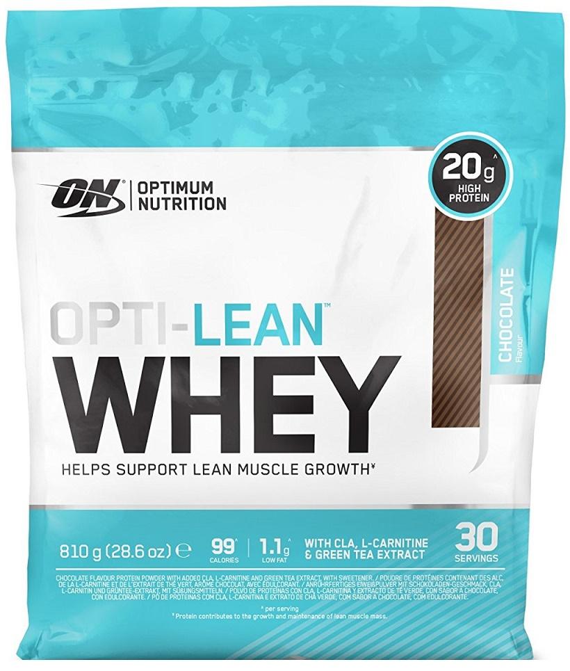 Opti-Lean Whey Powder, Chocolate - 810g versandkostenfrei/portofrei bestellen/kaufen