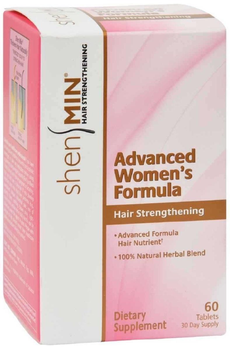Shen Min Advanced Women's Formula, Hair Strengthening - 60 tabs versandkostenfrei/portofrei bestellen/kaufen