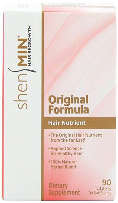 Shen Min Original Formula, Hair Nutrient - 90 tabs versandkostenfrei/portofrei bestellen/kaufen