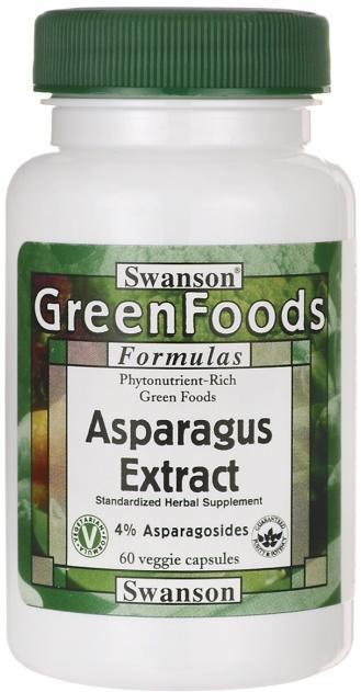 Asparagus Extract - 60 vcaps versandkostenfrei/portofrei bestellen/kaufen