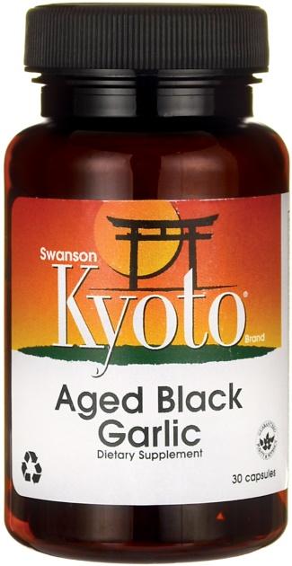 Aged Black Garlic - 30 caps versandkostenfrei/portofrei bestellen/kaufen