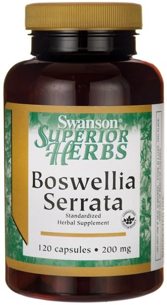 Boswellia Serrata, 200mg - 120 caps versandkostenfrei/portofrei bestellen/kaufen