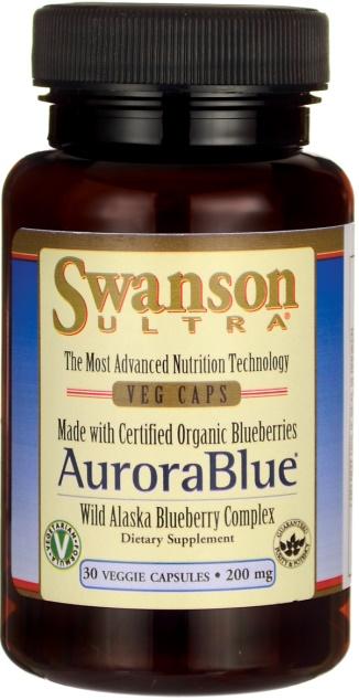 AuroraBlue, 200mg - 90 vcaps versandkostenfrei/portofrei bestellen/kaufen