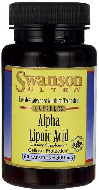 Alpha Lipoic Acid, 300mg - 60 caps versandkostenfrei/portofrei bestellen/kaufen