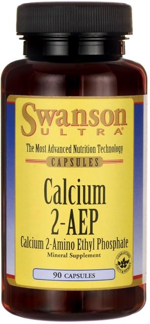 Calcium 2-AEP - 90 caps versandkostenfrei/portofrei bestellen/kaufen
