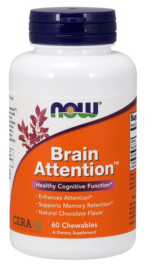 Brain Attention - 60 chewables versandkostenfrei/portofrei bestellen/kaufen