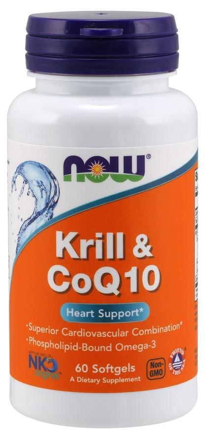 Krill & CoQ10 - 60 softgels versandkostenfrei/portofrei bestellen/kaufen