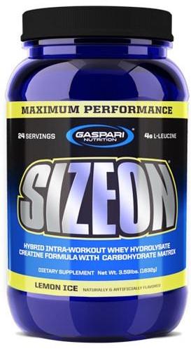 SizeOn - Maximum Performance, Orange Cooler - 1630g versandkostenfrei/portofrei bestellen/kaufen