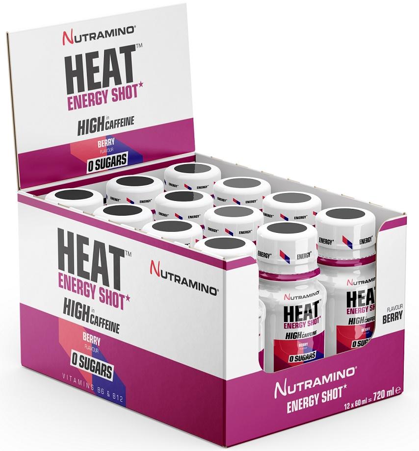 Heat Energy Shot, Berry - 12 x 60 ml. versandkostenfrei/portofrei bestellen/kaufen